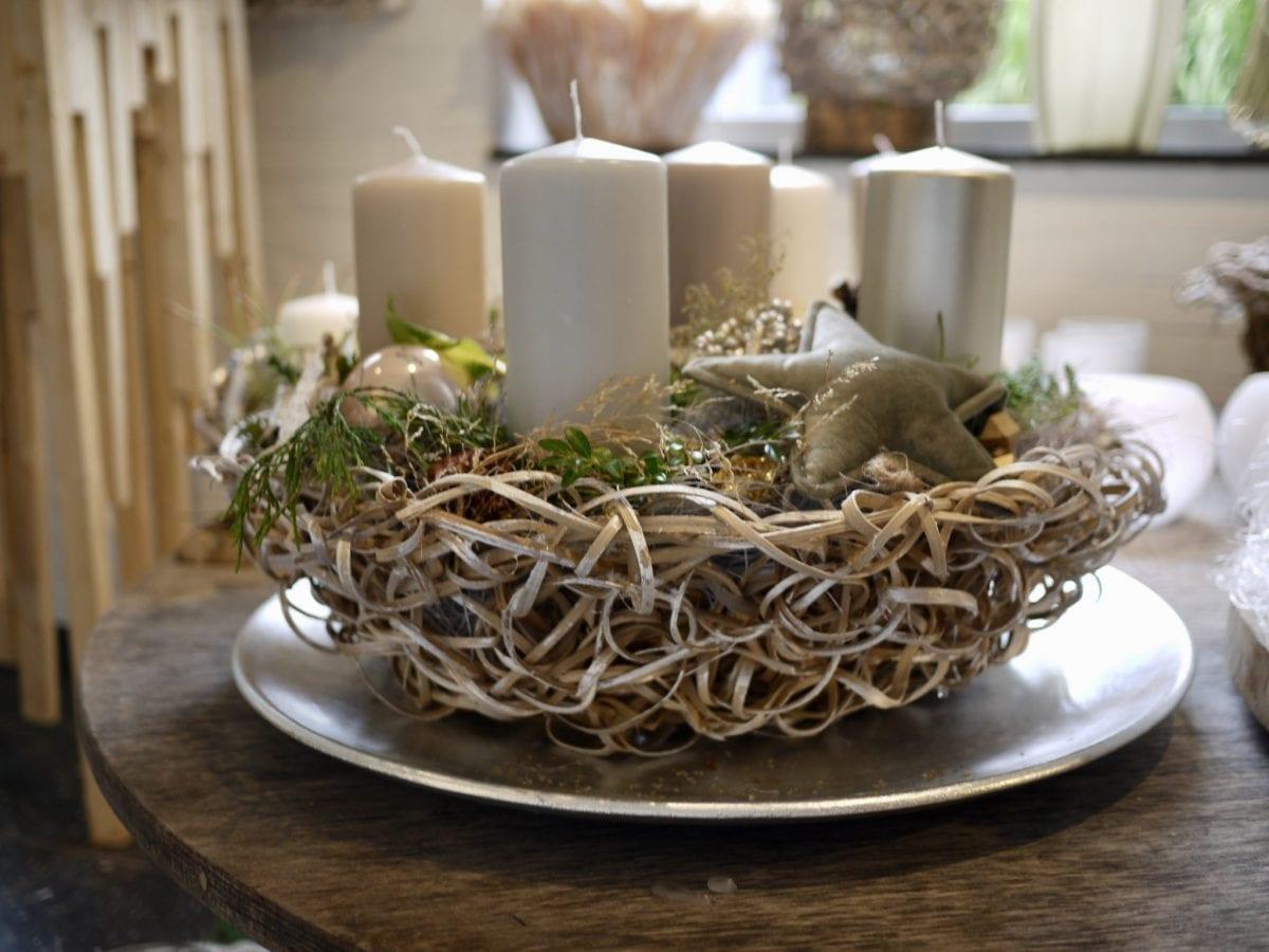 advents floristik ausstellung in bietigheim bissingen. Black Bedroom Furniture Sets. Home Design Ideas